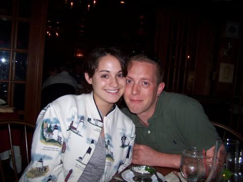 Gary and Lisa