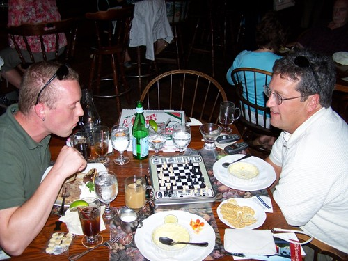 Gary and John play chess
